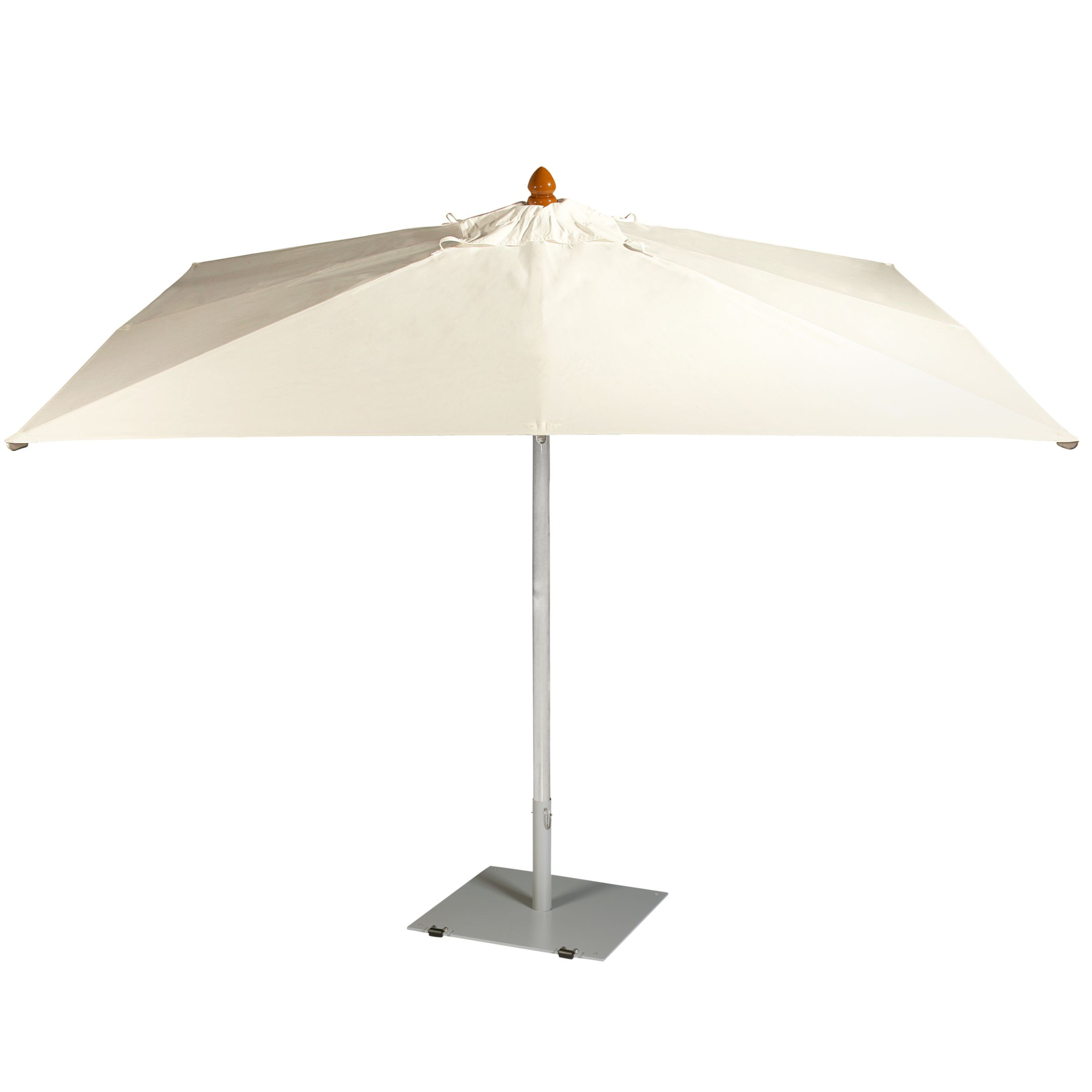 Barlow Tyrie Sail Rectangular Parasol, 300cm