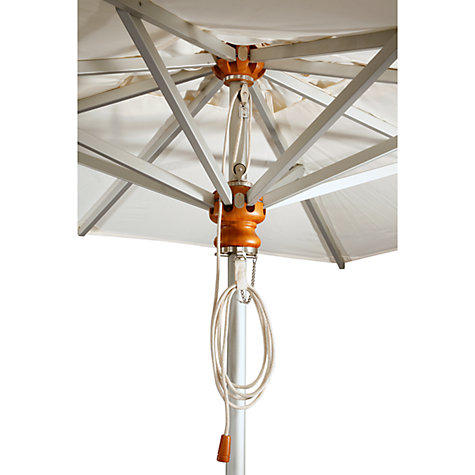 Buy Barlow Tyrie Sail Round Parasol, 3.9m Online at johnlewis.com