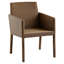 Buy Barlow Tyrie Nevada Outdoor Dining Armchair Online at johnlewis.com
