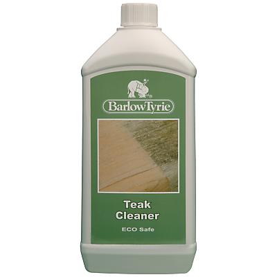 Barlow Tyrie Teak Cleaner 1 Litre