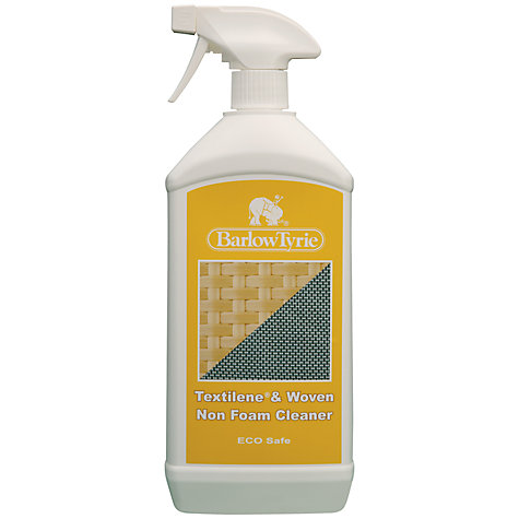 Buy Barlow Tyrie Textliene® and Woven Furniture Cleaner 1L Online at johnlewis.com