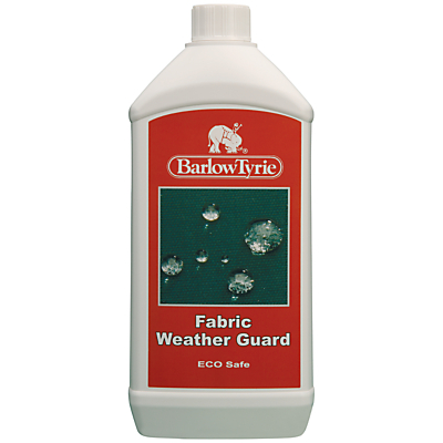 Barlow Tyrie Fabric Weather Guard 1 Litre