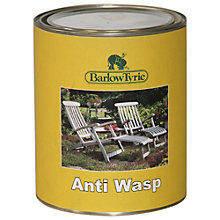 Buy Barlow Tyrie Anti Wasp Solution 1 Litre Online at johnlewis.com