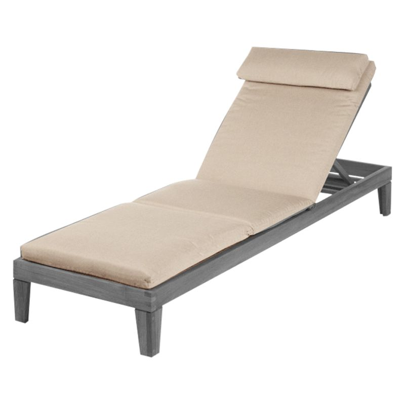Barlow Tyrie Lounger Cushion, Sand