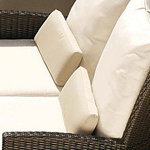 Buy Barlow Tyrie Lumbar Outdoor Cushion Online at johnlewis.com
