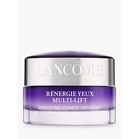 Buy Lancôme Rénergie Multi-Lift Eye Cream, 15ml Online at johnlewis.com