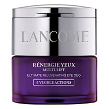Buy Lancôme Rénergie Multi-Lift Eye Cream, Shade 2, 15ml Online at johnlewis.com