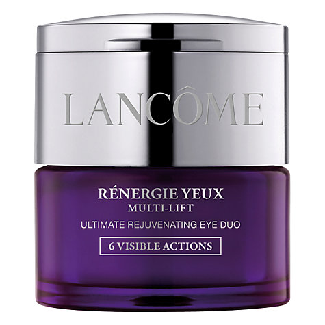 Buy Lancôme Rénergie Multi-Lift Eye Cream, Shade 2 Online at johnlewis.com