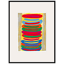 Buy Tate, Sir Terry Frost- Zebra Framed Print, 82 x 62cm Online at johnlewis.com