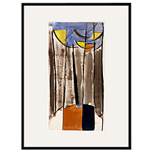 Buy Tate, Sir Terry Frost- Untitled Composition Circa 1955 Framed Print, 80 x 60cm Online at johnlewis.com