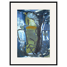 Buy Tate, Peter Lanyon- Zennor Storm 1958 Framed Print, 80 x 60cm Online at johnlewis.com