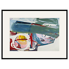Buy Tate, Peter Lanyon- The Wreck Framed Print, 80 x 60cm Online at johnlewis.com