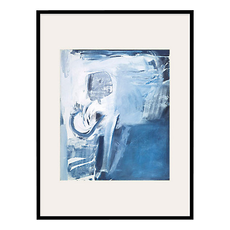 Buy Tate, Peter Lanyon- Thermal 1960 Framed Print, 80 x 60cm Online at johnlewis.com