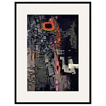 Buy Tate, Bryan Winter- Mars Ascends 1956 Framed Print, 80 x 60cm Online at johnlewis.com