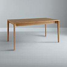 Buy Ercol for John Lewis Pinter 6-8 Seater Extending Dining Table Online at johnlewis.com
