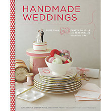 Buy Handmade Weddings Online at johnlewis.com