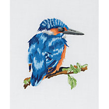 Buy Anchor Kingfisher Freestyle Embroidery Kit Online at johnlewis.com