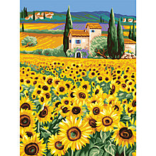 Buy Royal Paris Sunflower Horizon Embroidery Kit Online at johnlewis.com