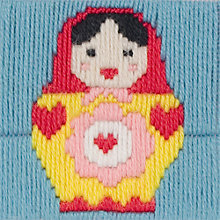 Buy Anchor 1st Kit Maria Longstitch Kit Online at johnlewis.com