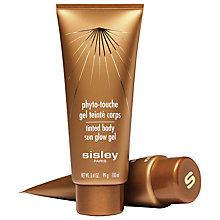 Buy Sisley Phyto-Touche Tinted Body Sun Glow Gel, 100ml Online at johnlewis.com