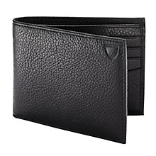 Buy Aspinal of London Classic Leather Billfold Wallet Online at johnlewis.com