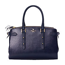 Buy Aspinal of London Brook Street Exotic Print Tote Handbag Online at johnlewis.com
