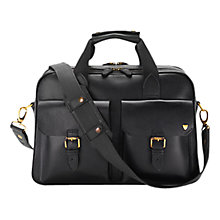 Buy Aspinal of London Harrison Overnight Bag Online at johnlewis.com