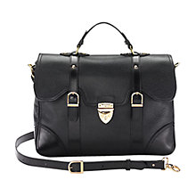 Buy Aspinal of London Mollie Satchel Handbag Online at johnlewis.com