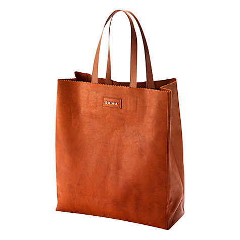 Buy Aspinal of London Essential Tote Handbag Red Online at johnlewis.com
