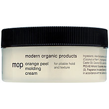 Buy mop® Orange Peel Moulding Cream, 75g Online at johnlewis.com