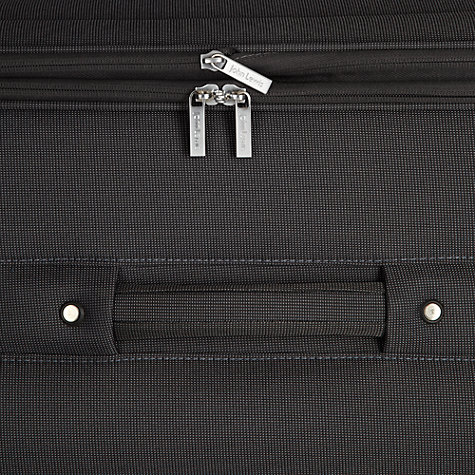 Buy John Lewis London II 2-Wheel Cabin Suitcase, Dark Grey Online at johnlewis.com