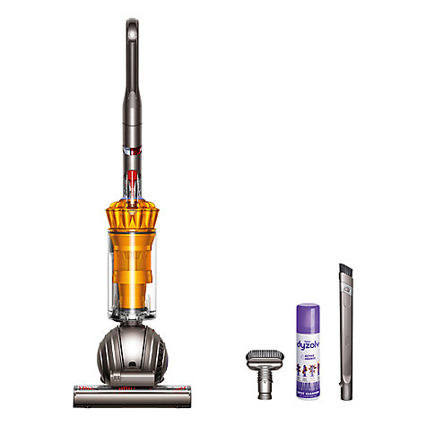 Buy Dyson DC40 Multi Floor Complete Upright Vacuum Cleaner with Extra Tools, Yellow Online at johnlewis.com