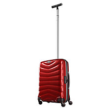 Buy Samsonite Firelite 4-Wheel Cabin Spinner Suitcase Online at johnlewis.com
