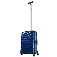 Buy Samsonite Firelite 4-Wheel 55cm Cabin Spinner Suitcase Online at johnlewis.com