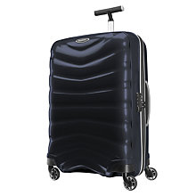 Buy Samsonite Firelite 4-Wheel Medium Spinner Suitcase Online at johnlewis.com