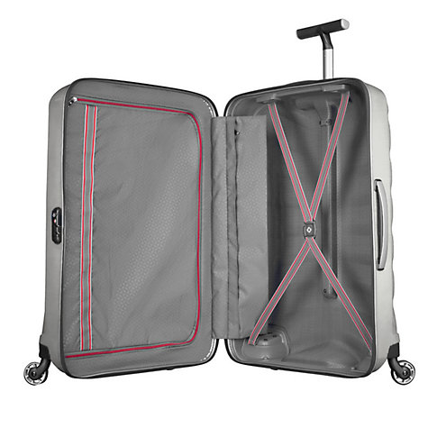 Buy Samsonite Firelite 4-Wheel Large Spinner Suitcase Online at johnlewis.com