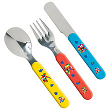 Buy Petit Jour Elmer Melamine Cutlery Set Online at johnlewis.com