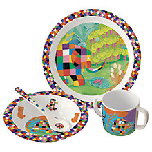 Buy Petit Jour Elmer Melamine Dinner Set Online at johnlewis.com