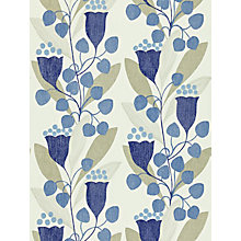 Buy Sanderson Bellflower Wallpaper Online at johnlewis.com