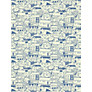 Sanderson St Ives Wallpaper