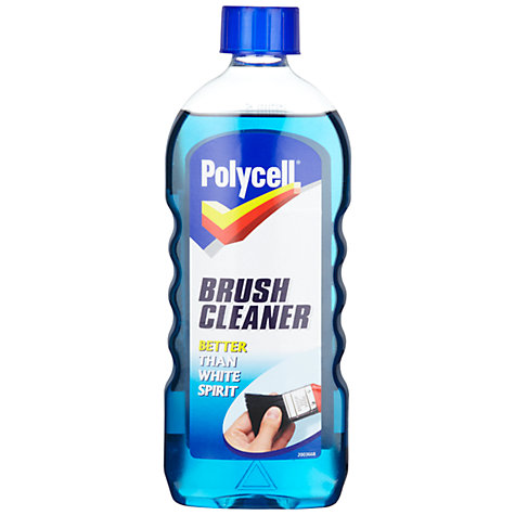 Buy Polycell DIY Brush Cleaner, 500ml Online at johnlewis.com
