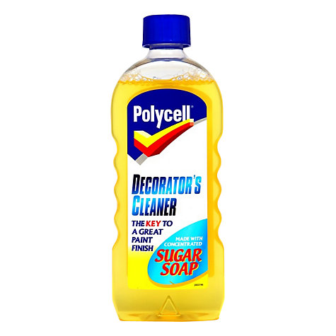Buy Polycell DIY Decorator's Cleaner, 500ml Online at johnlewis.com