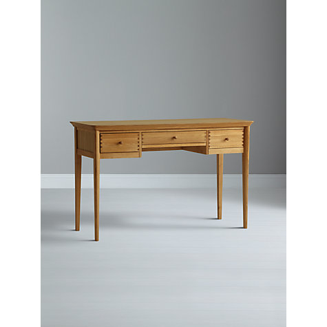 Buy John Lewis Essence Dressing Table, Oak Online at johnlewis.com
