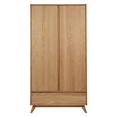 Buy House by John Lewis Stride 2-door Wardrobe Online at johnlewis.com