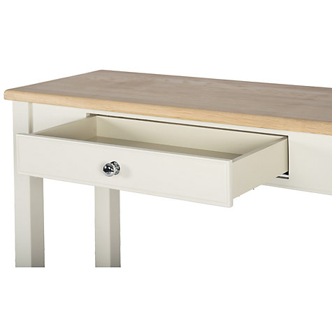 Buy Neptune Chichester Dressing Table, Old Chalk Online at johnlewis.com