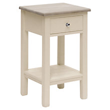 Buy Neptune Chichester Bedside Table, Old Chalk Online at johnlewis.com