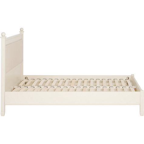 Buy Neptune Chichester Low End Bed, Old Chalk, Double Online at johnlewis.com