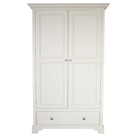 Buy Neptune Chichester 2-door Wardrobe, Old Chalk Online at johnlewis.com