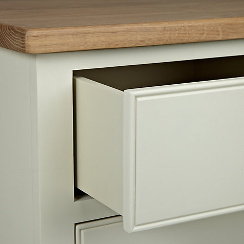 Buy Neptune Chichester 4 Drawer Chest, Old Chalk Online at johnlewis.com