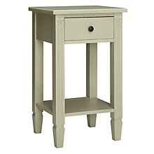 Buy Neptune Larsson 1 Drawer Bedside Tables Online at johnlewis.com